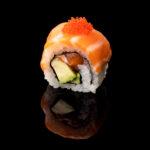 California-Maki-de-Salmon
