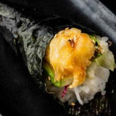 Temaki Coruña - Restaurante Shouri - Street Food